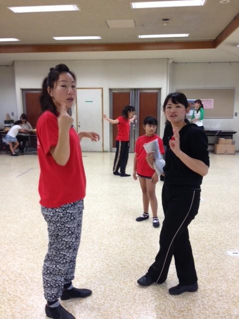 AMC黒猫チームのお姐様方☆~厚木ミュージカルカンパニー