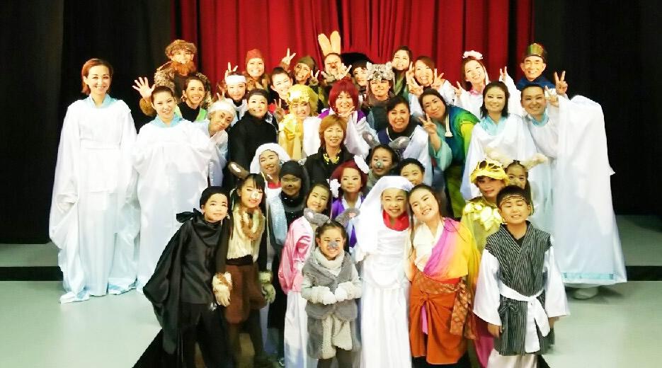 厚木ミュージカルカンパニー第8回公演「AMC新話 ヤマトタケル~明けの明星~」オールキャスト
