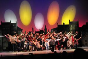 厚木ミュージカルカンパニー 厚木市民芸術祭市民ミュージカル(2015年)