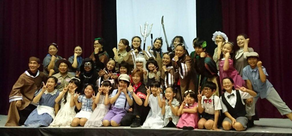 厚木ミュージカルカンパニー2016年9月公演終了!!